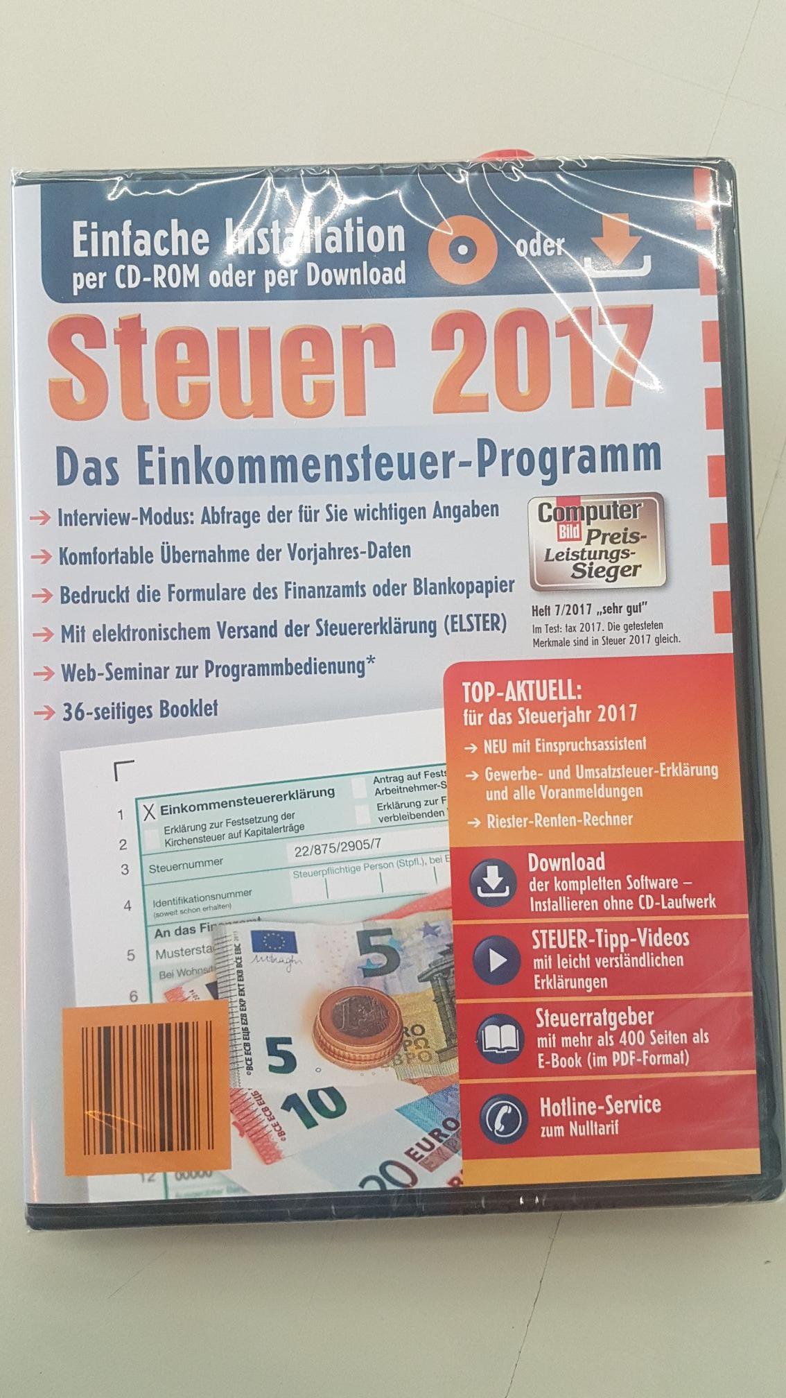 LOKAL Friedberg - Aldi Steuer 2017
