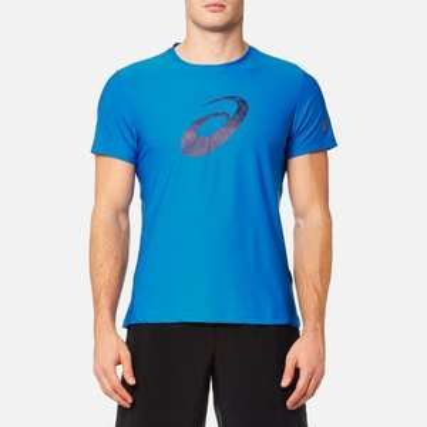 """[thehut] Asics T-Shirt """"Graphic"""" Herren nur 9,77€"""