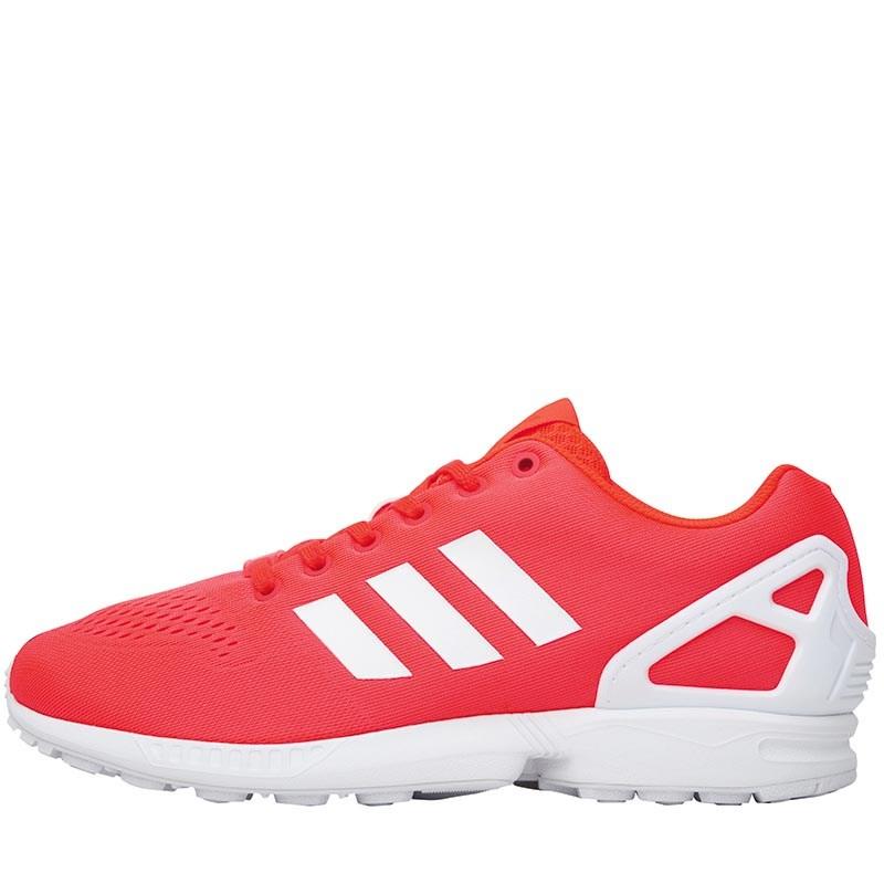 Stark reduzierte Sneakers von adidas & Reebok bei Mandm Direct, adidas Originals ZX Flux EM Sneakers Orange/Rot (Gr. 36-49)