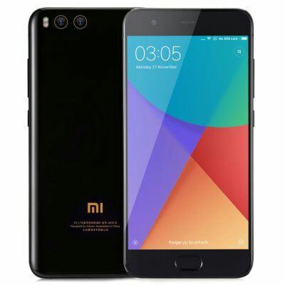 Xiaomi Mi 6 4G 6GB Ram 128GB Rom Smartphone International Version Ceramic Body Splash