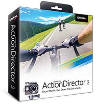 CyberLink ActionDirector 3 Ultra gratis