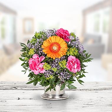 Gratis Glasvase beim Kauf von ausgewählten Blumensträußen bei Lidl.de
