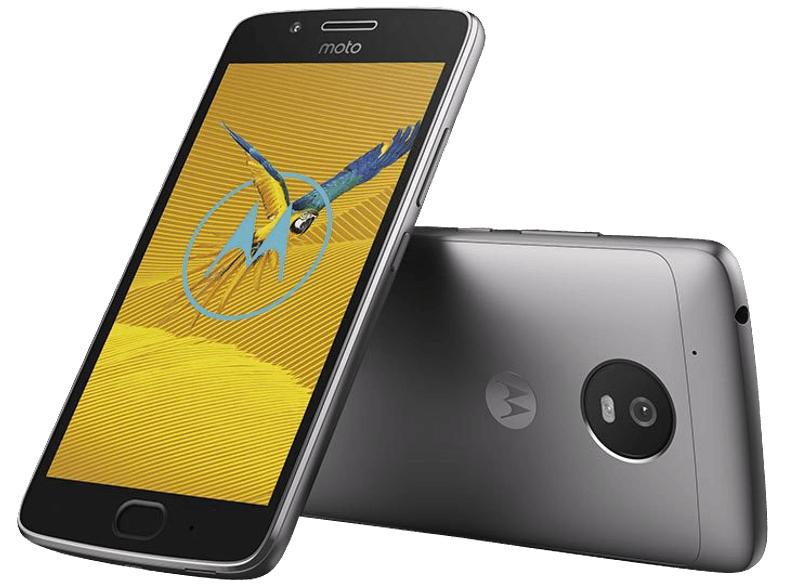 MOTOROLA Moto G5 16 GB Dual SIM (Bei MM + Adidas Fußball Gratis) [Saturn / MediaMarkt]