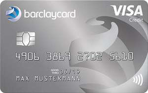 Barclaycard New Visa 50€ Startguthaben