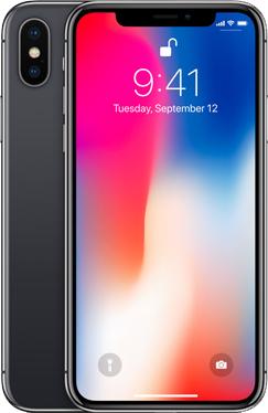 Apple Iphone X mit Telekom Magenta M Young 1 Vorteil 64 GB Variante