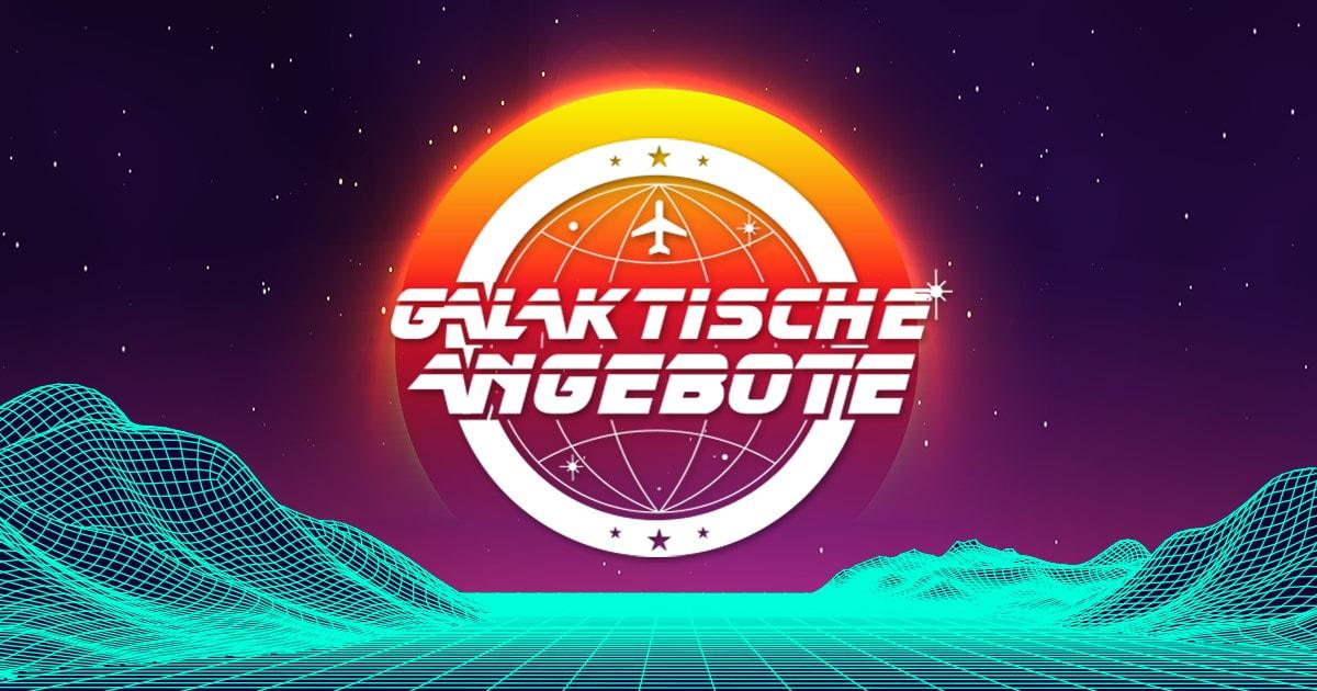 [opodo.de] Galaktische Angebote - Gutscheine für Flüge, Städtereise, Pauschalreisen und Mietwagen - bis zu 60 Euro Rabatt