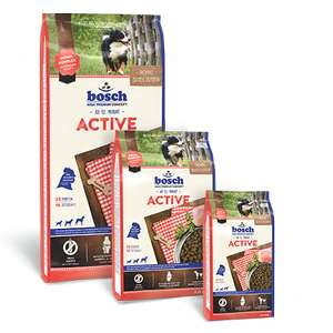 Hundefutter - BOSCH Active 15kg