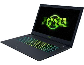 XMG A707 ADVANCED LAPTOP I5 7300HQ, GTX 1050ti, 17,3 Zoll, 8gb RAM, 250gb SSD