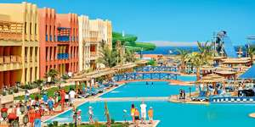 7 Tage am Roten Meer: Hurghada im 4* Hotel, Flug, Transfer und All In Plus ab 296€ p.P