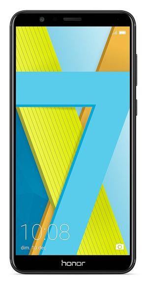 """Honor 7x für 199€ in schwarz / grau / blau - Smartphone mit 5,93"""" FullView FHD+ Display, 64 GB Speicher)"""