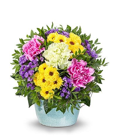 [real] 20% Rabatt auf alle Blumensträuße und VSK frei