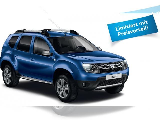Dacia Duster Final Edition SCE 115 2WD als Privatkundenleasing Angebot 130,71 € brutto im Monat