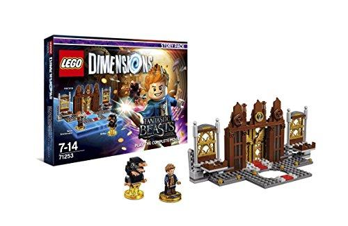 Lego Dimensions - Story Pack - Phantastische Tierwesen für 14,96€ + Team Pack - The Powerpuff Girls für 7,96€