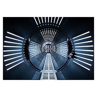 [Bauhaus] Star Wars Fototapete Tunnel und Destroyer Deck von KOMAR B x H: 368 x 254 cm