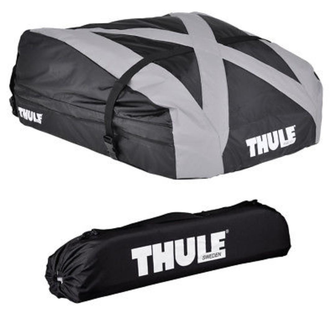 Thule Ranger 90 faltbare Dachbox 280 Liter Dachgepackträger, wasserdicht