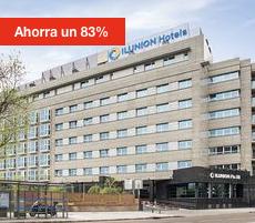 Error Fare Hotel Madrid 28.07-29.07