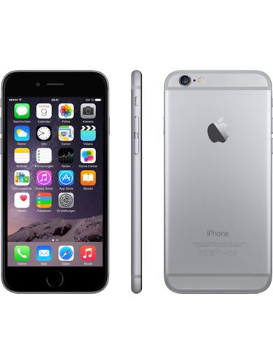 iPhone 6 32GB Space Grau ohne Vertrag bei Mobilcom