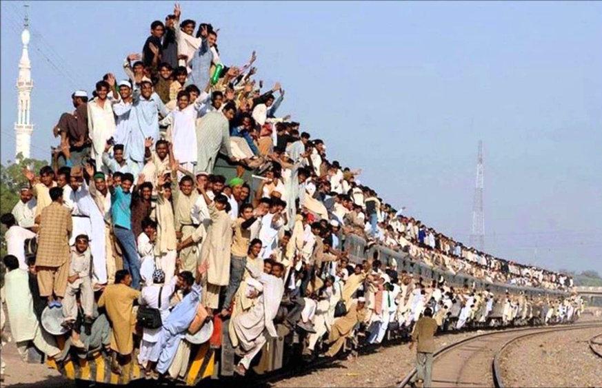 15% Rabatt auf den Interrail Global Pass