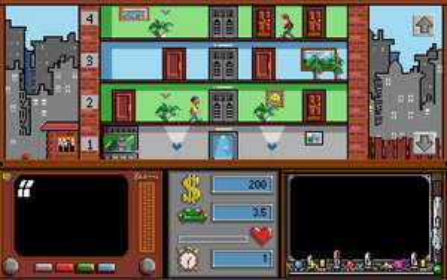 Rainbow Arts Klassiker Mad TV kostenlos im Browser zocken dank Fanprojekt Mad TV - Das Browserspiel
