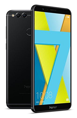 Amazon (nur Prime-Mitglieder) HONOR 7X 64 GB Schwarz Dual SIM für 169€