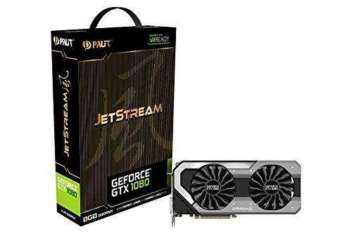 Wieder verfügbar @Amazon Marketplace: Palit GeForce GTX 1080 Jetstream 8GB