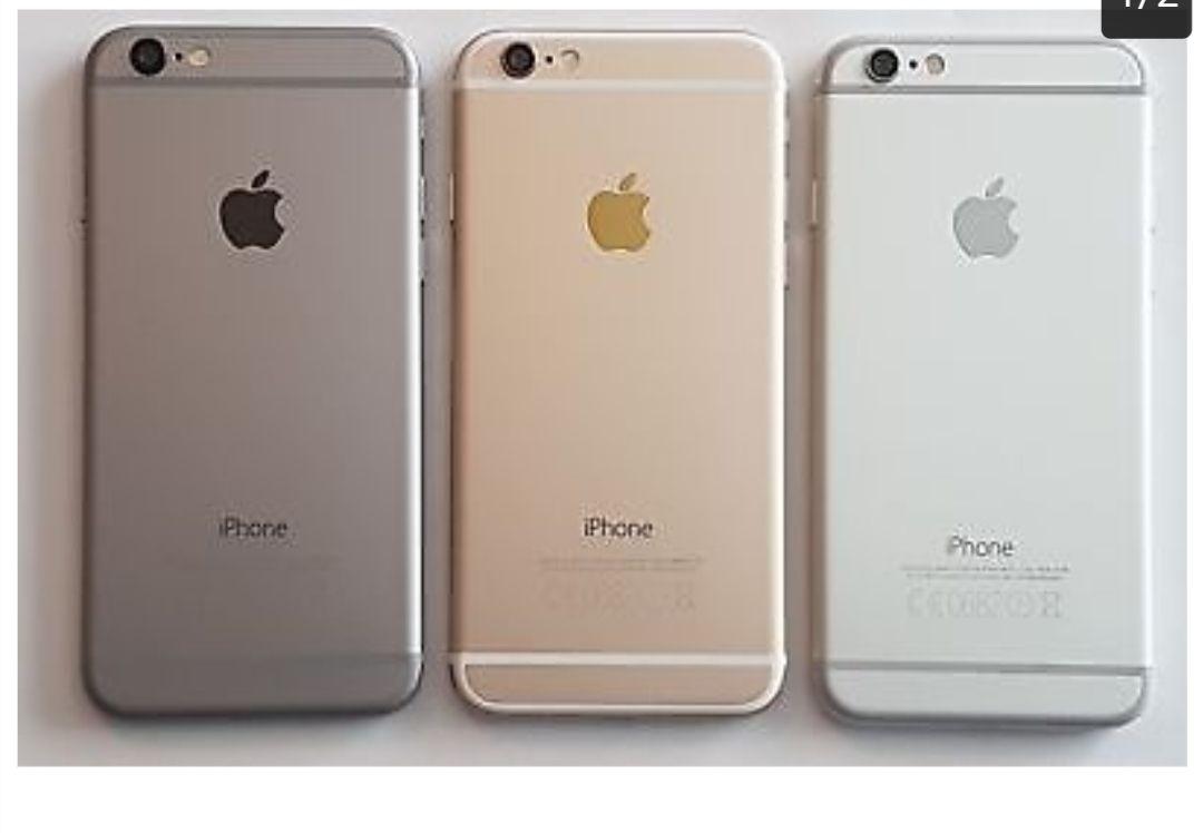 Apple iPhone 6 64GB Silver [Ausstellungsstück]