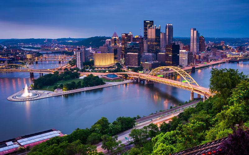 Hin und Rückflug: Berlin - Pittsburgh (September) für 233€ oder Berlin - Ney York (Oktober) für 227€ mit 40% Gutschein auf ausgewählte Flüge (Wow Air)