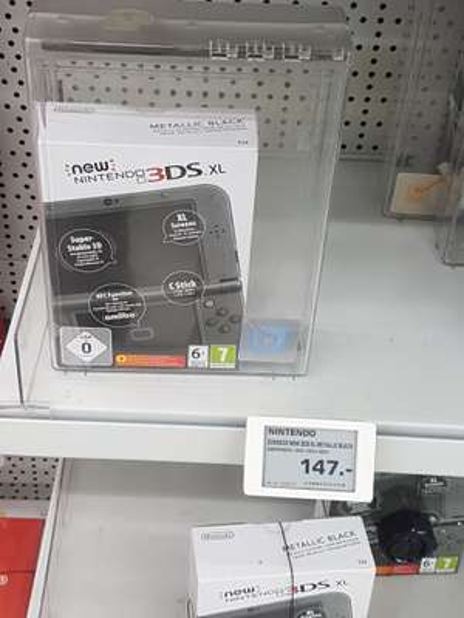 (Saturn) New Nintendo 3DS XL (lokal)
