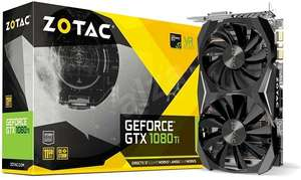 ZOTAC GeForce® GTX 1080Ti Mini 11GB Grafikkarte