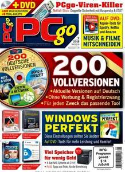 PCgo- epaper nur Heute gratis Lesen @ united-kiosk.de