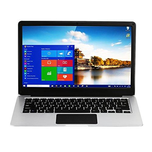 Jumper EZBOOK 3SE - 13.3 Zoll Windows 10 Notebook (Intel Celeron Processor N3350 Quad Core, 3GB RAM 64GB ROM, 1920 * 1080 Pixel FHD, BT 4.0, HDMI)