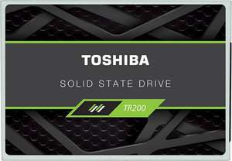 Toshiba TR200 SSD mit 240 GB für 43€ (Digitalo)