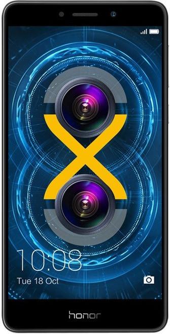 Honor 6X Smartphone (13,97 cm (5,5 Zoll) Full HD Display, 32 GB Speicher, Android, Dual SIM, 2.1GHz OctaCore-CPU, 12MP Dual-Kamera, Grau) für 129€ versandkostenfrei (Media Markt)