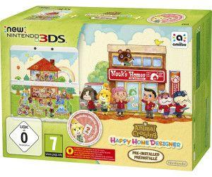 Nintendo New 3DSAnimal Crossing: Happy Home Designer inkl. Versandkosten für 140,99€ bzw. 137€ bei Abholung