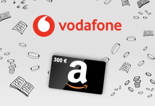 Vodafone Red Internet & Phone Cable mit 100-200 Mbit/s mit 300€ Bonus, mit Wechsel-Trick Kabel Internet ab effektiv 4,57€ im Monat [Abo24]