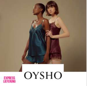 Sehr guter OYSHO-Sale bei Vipsters mit Bodies & BHs für 8,60€, Slips für 3€