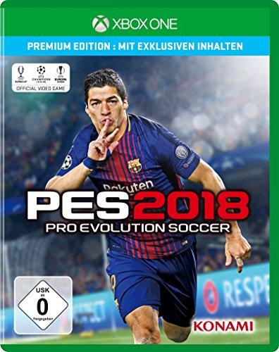 Pro Evolution Soccer 2018 Premium Edition (Xbox One) für 14,99€ (Amazon Prime)