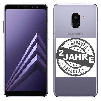 Samsung Galaxy A8 2018 SM A530F DS Dual Sim 32GB Smartphone in Gold
