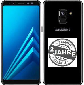 (Ebay) Samsung Galaxy A8 in schwarz für 245€