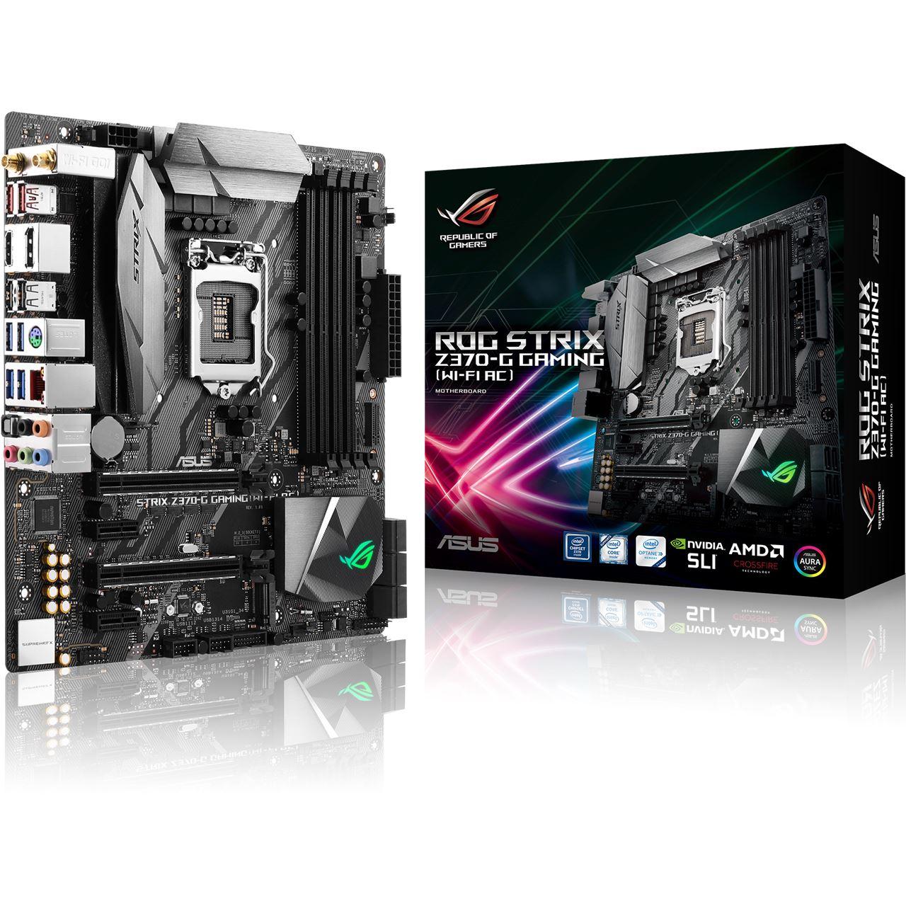 [CaseKing] ASUS ROG Strix Z370-G Gaming WI-FI AC