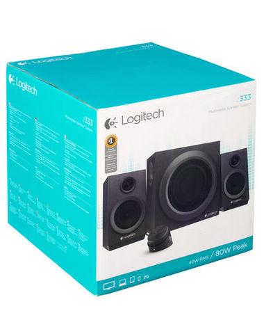[KIK] Logitech Z333 Lautsprecher