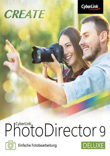 [Windows] Cyberlink PhotoDirector 9 Deluxe