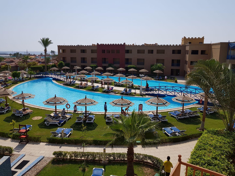 Ägypten(All Inclusive): 8 Tage im 5* Hotel inkl. Flug & Transfer für 342€ p.P.