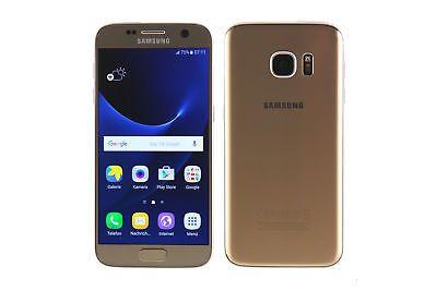Galaxy S7 Gold 32gb Gebraucht 1 jahr Garantie