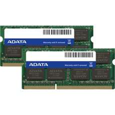 [Alternate & Paydirekt] ADATA SO-DIMM 16 GB DDR3-1600 Kit, Arbeitsspeicher