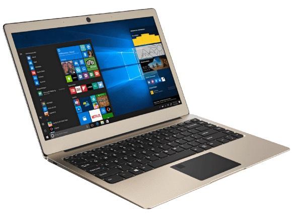 Odys Winbook 13 (Intel Celeron N3450, 4GB DDR3, 64GB Flash-Speicher)