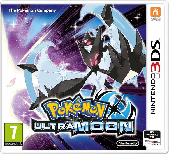 Pokemon: Ultramond (3DS) für 21,99€ & Pokemon Mond Fan Edition für 23,50€ (Coolshop)
