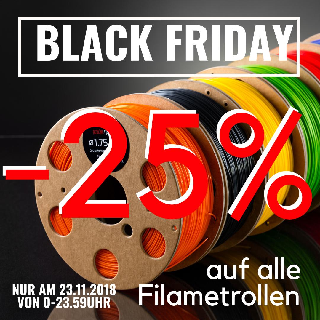Redline Filament -25% Rabatt