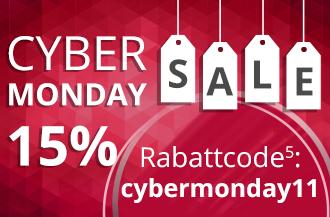 apo-rot Onlineapotheke -15% ab 50Eur (Cybermonday)
