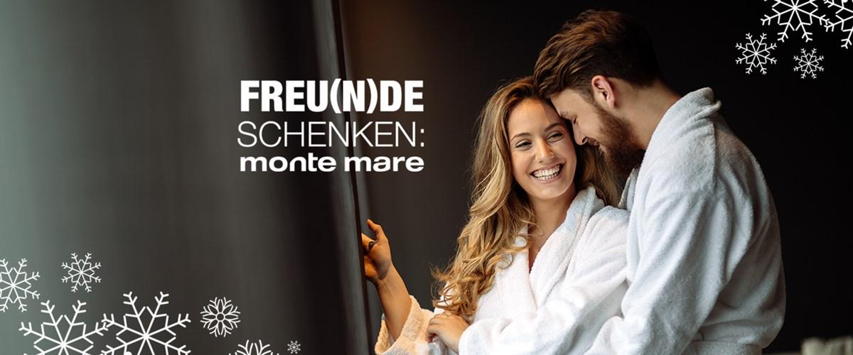 Lokal: Monte Mare Schliersee - 20€ Gutschein für 10€ nur bis 9.12.